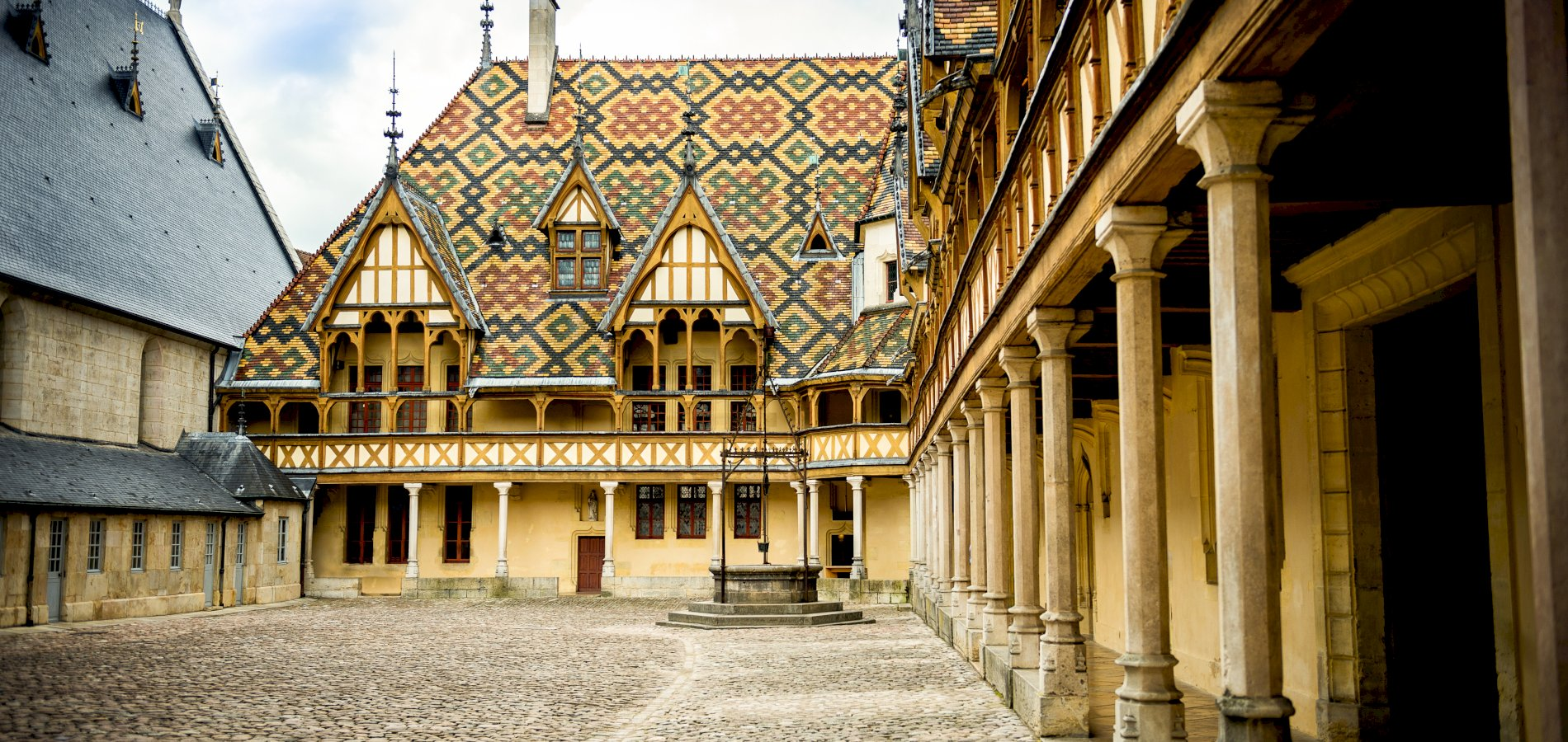 Ophorus Tours - From Colmar to Beaune Private Transfer