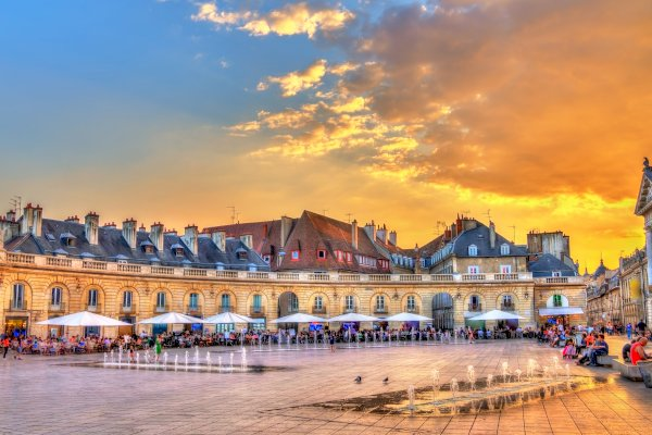 Ophorus Tours - From Colmar to Dijon Private Transfer