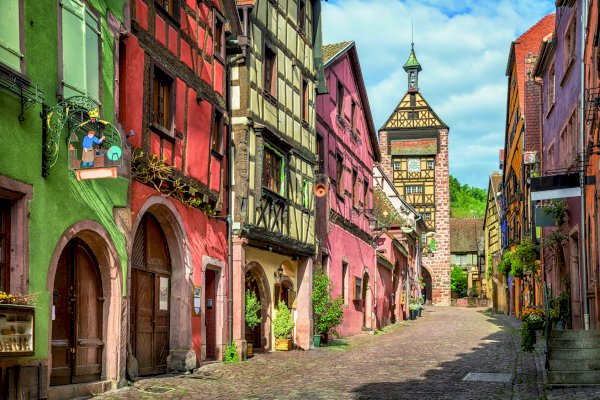 Ophorus Tours - From Colmar to Riquewihr Private Transfer