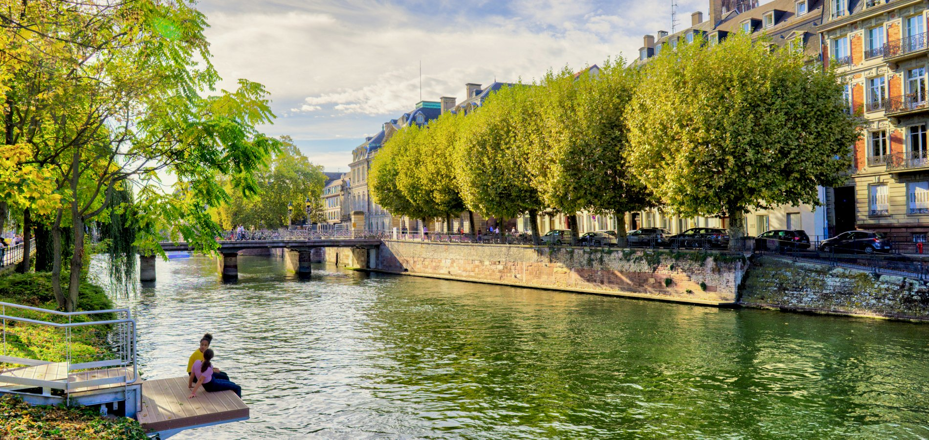 Ophorus Tours - From Colmar to Strasbourg Private Transfer