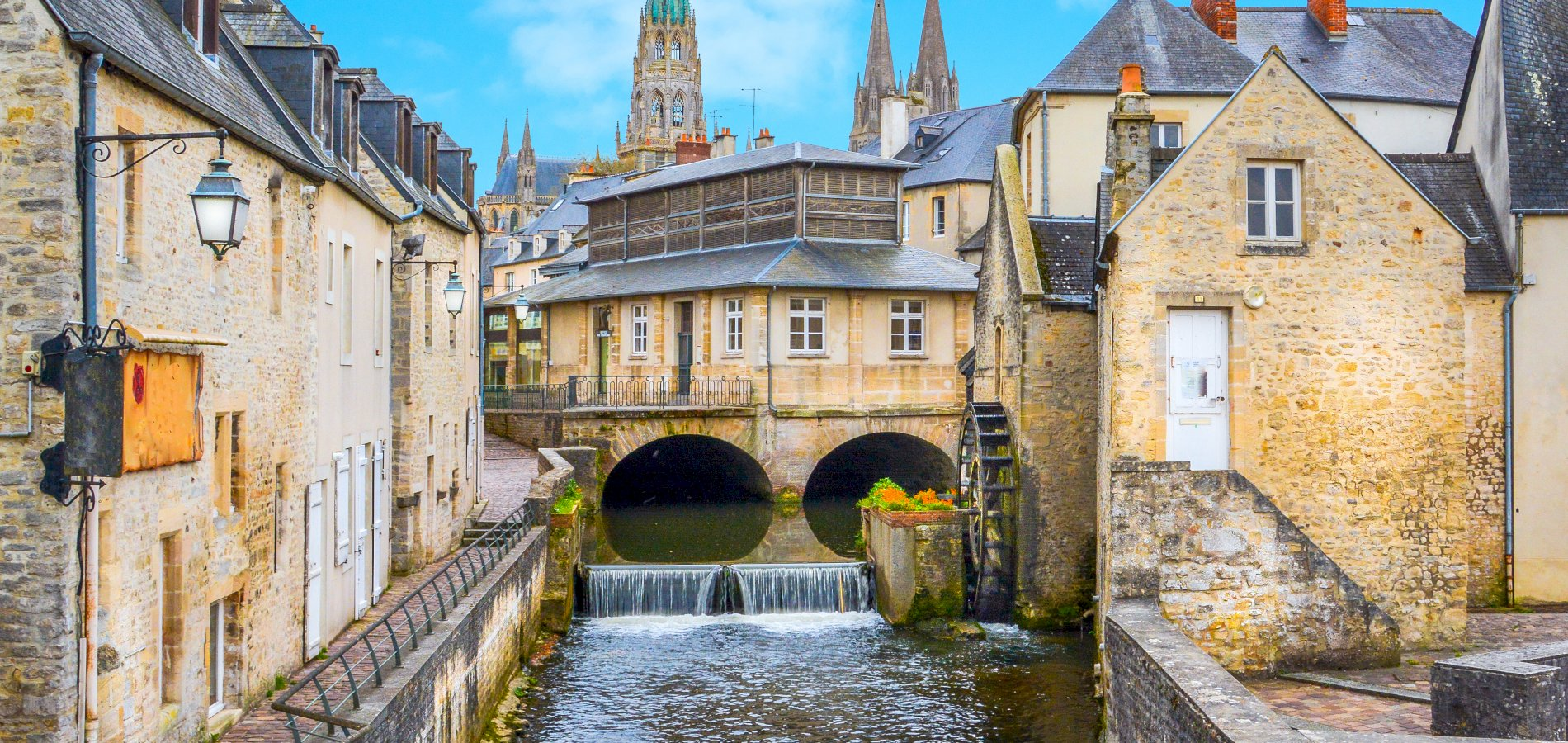 Ophorus Tours - From Paris to Bayeux Private Transfer
