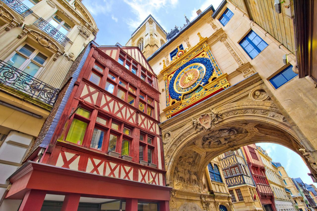 Ophorus Tours - From Paris to Rouen Private Transfer