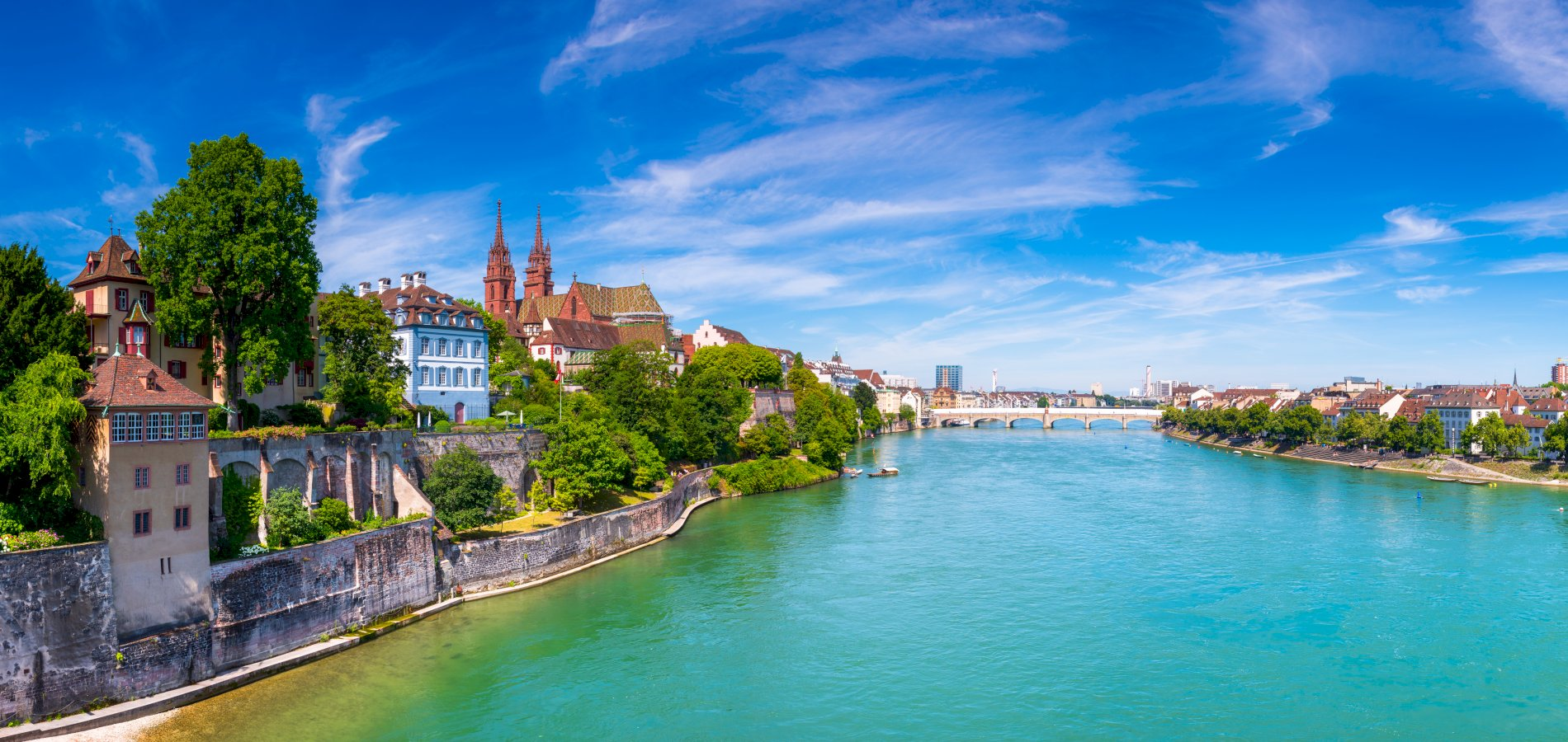 Ophorus Tours - From Strasbourg to Basel Private Transfer