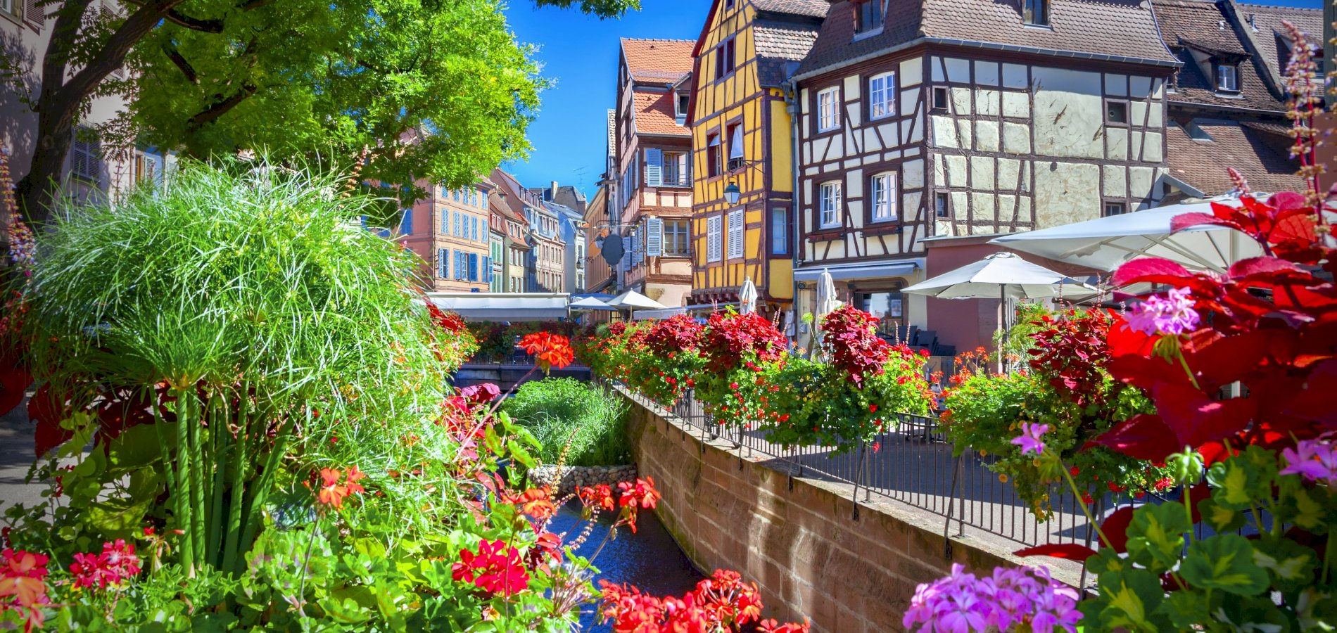 Ophorus Tours - From Strasbourg to Colmar Private Transfer