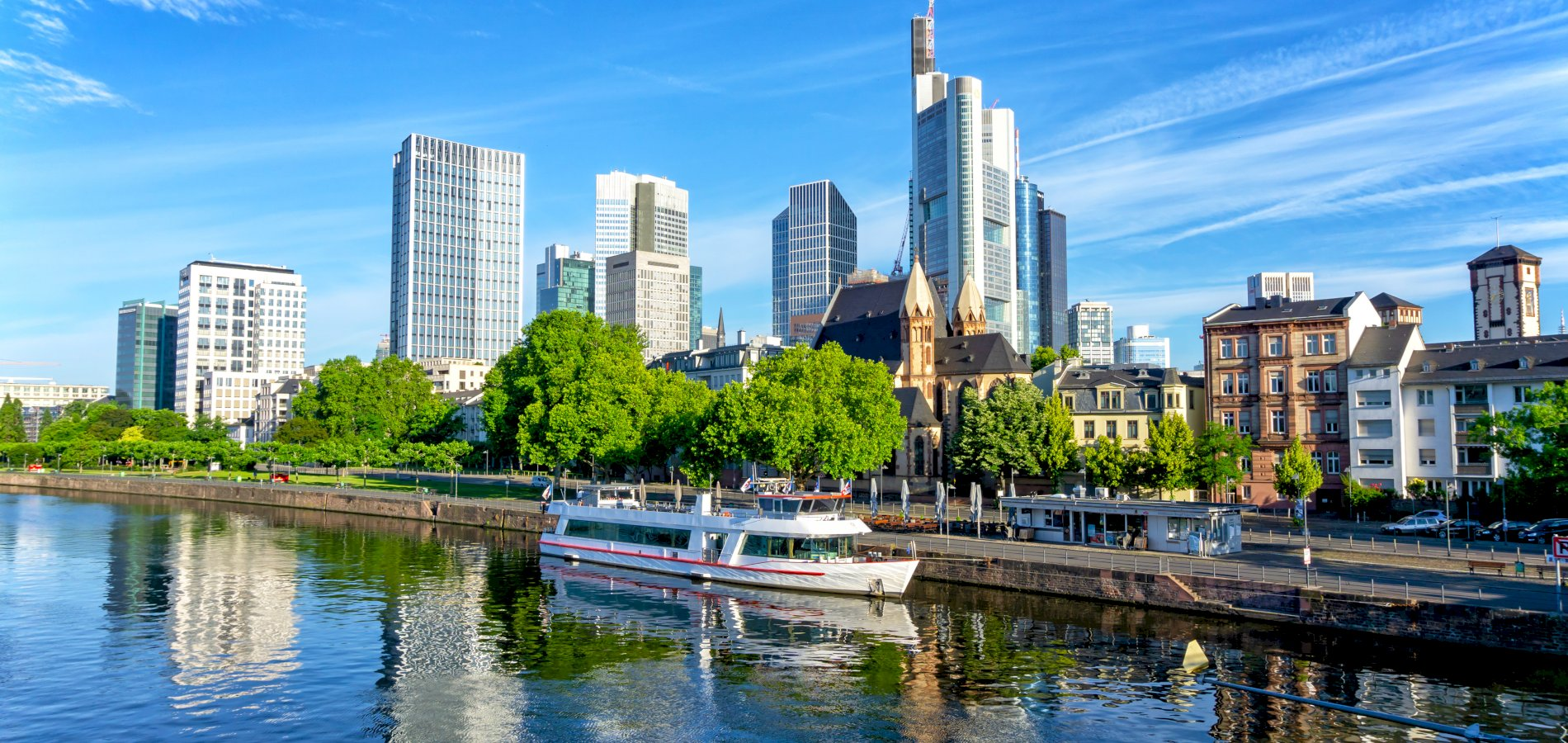 Ophorus Tours - From Strasbourg to Frankfurt Private Transfer