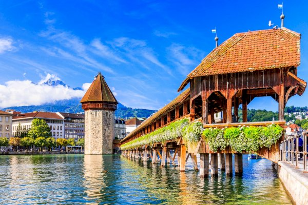 Ophorus Tours - From Strasbourg to Lucerne Private Transfer