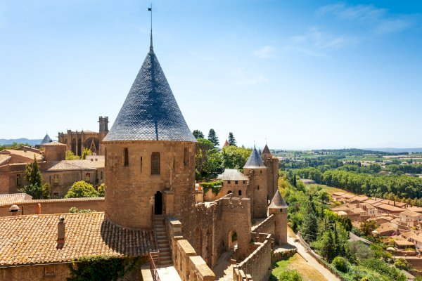 Ophorus Tours - From Toulouse to Carcassonne Private Transfer