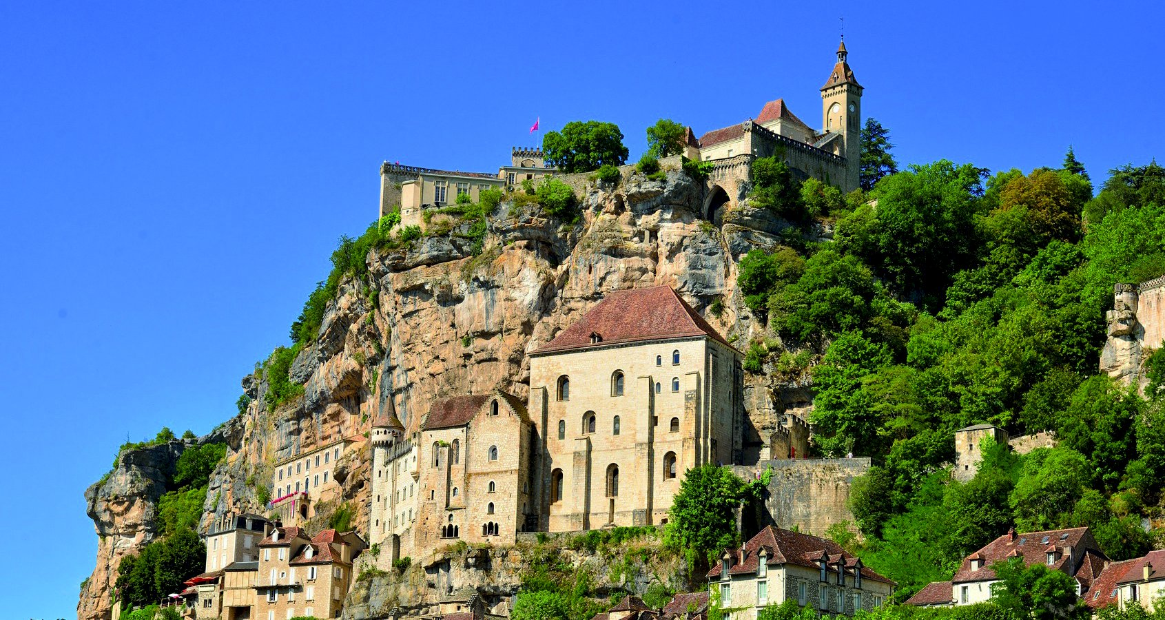 Ophorus Tours - From Toulouse to Rocamadour Private Transfer