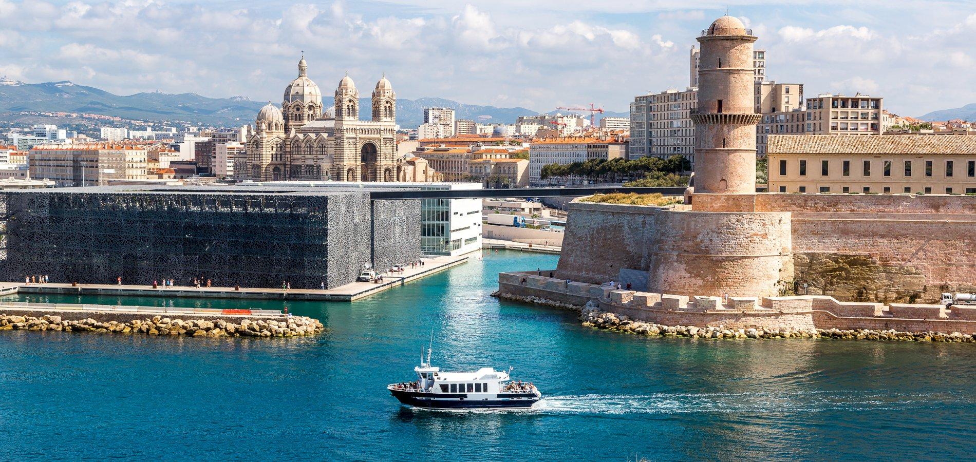 Ophorus Tours - Marseille & Aix en Provence Private Shore Excursion From Sanary sur Mer