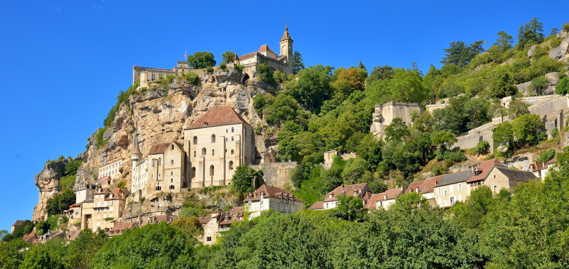 Ophorus Tours - Rocamadour Private Half Day Trip from Sarlat for 2 persons