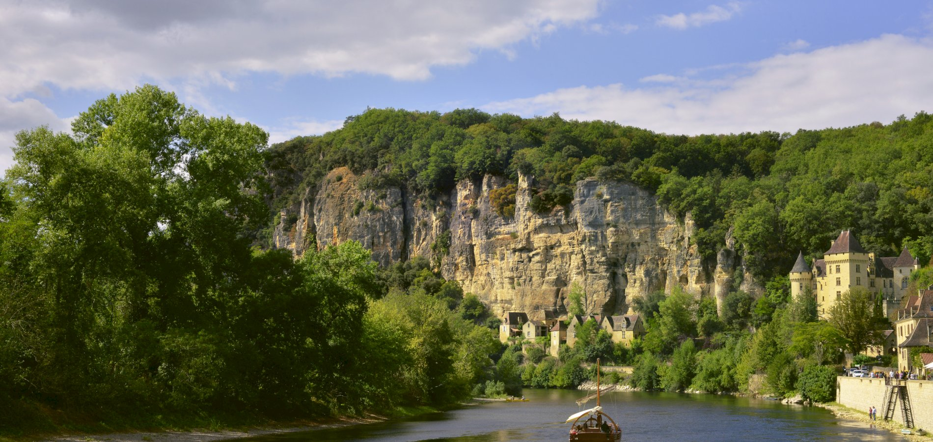 Ophorus Tours - Villages of the Dordogne Private Half Day Trip from Sarlat for 2 persons