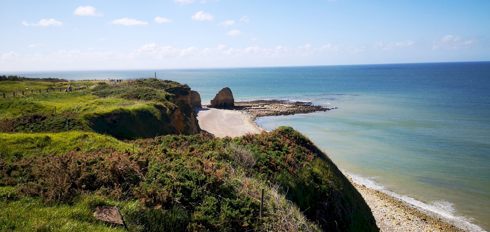 Ophorus Tours - Omaha Beach & Normandy D-DAY Sites Private Half Day Trip from Bayeux for 2 persons