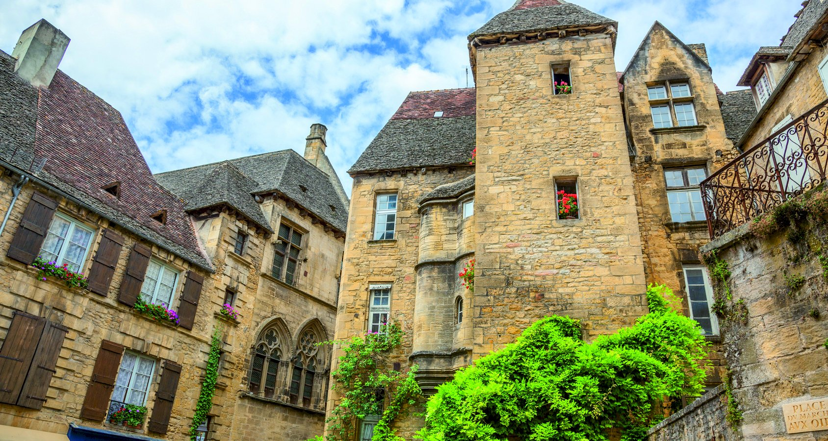 Ophorus Tours - From Lyon to Sarlat la Canéda Private Transfer