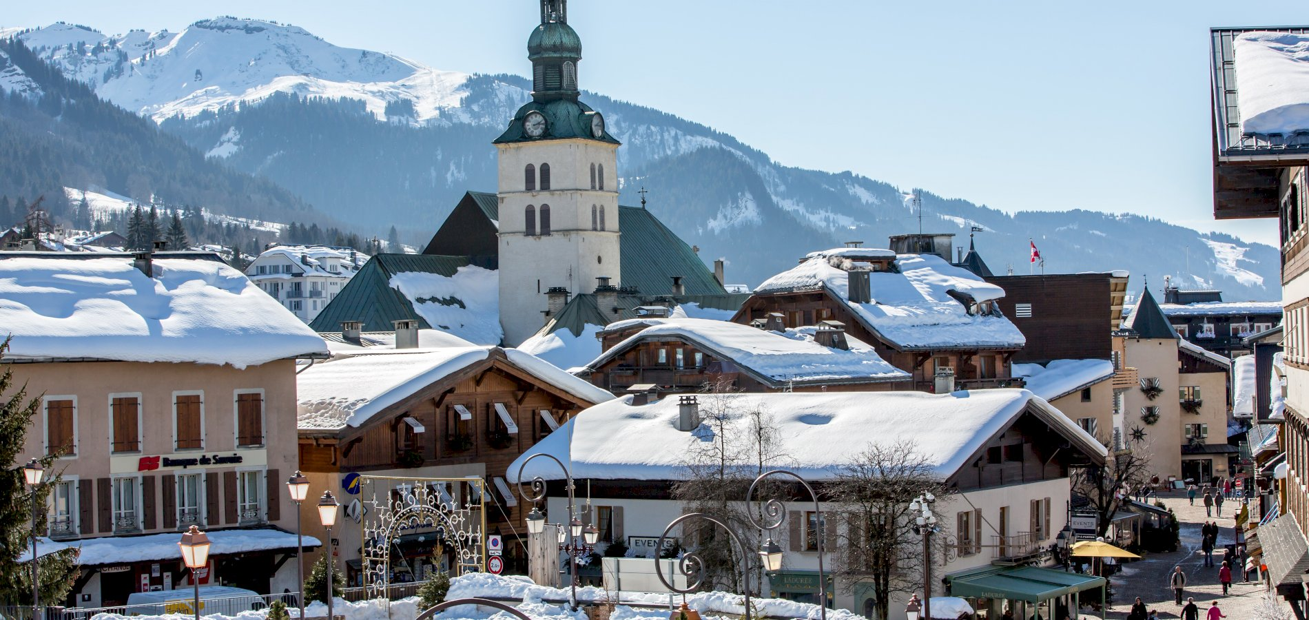Ophorus Tours - From Lyon to Megève Private Transfer