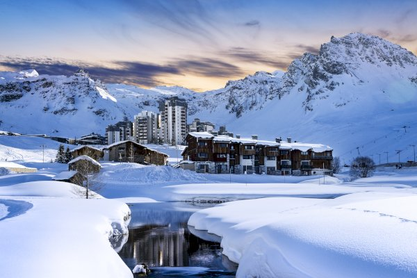 Ophorus Tours - From Lyon to Tignes Private Transfer