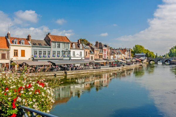 Ophorus Tours - From Paris to Lille Private Sightseeing Transfer