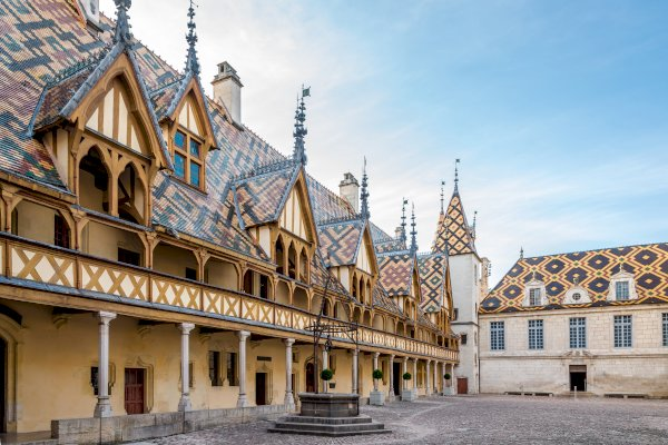 Ophorus Tours - Beaune Private Guided Walking Tour with a Licensed Tour Guide