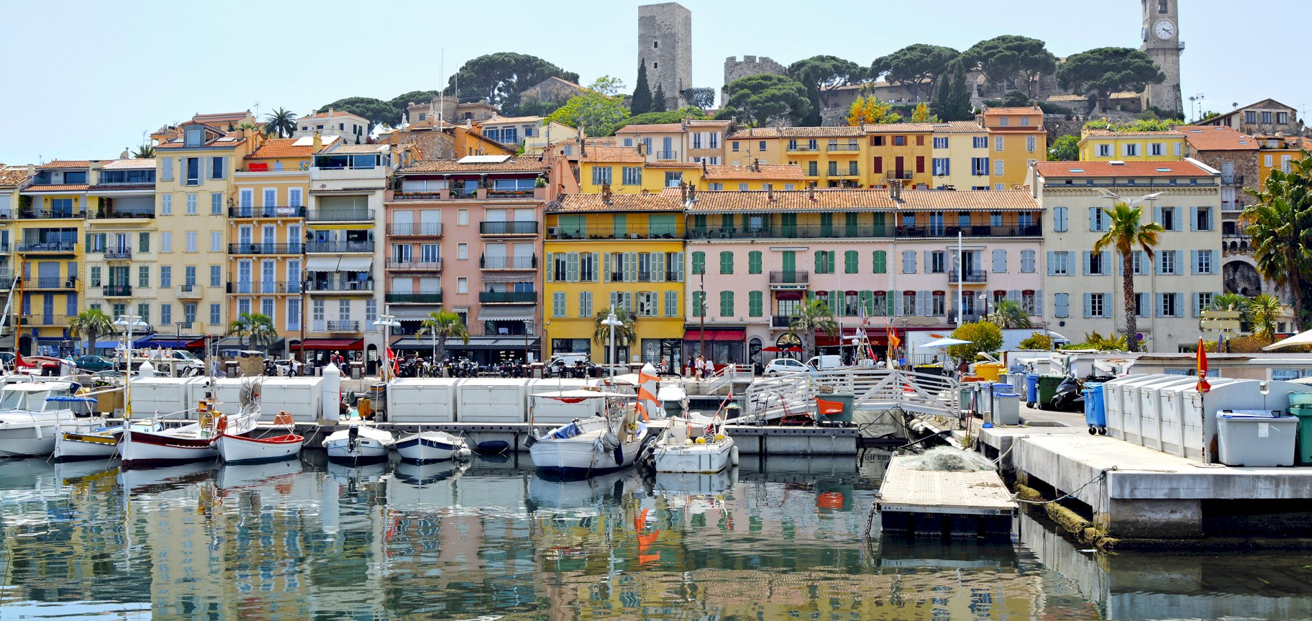 Ophorus Tours - From Marseille to Cannes Private Transfer