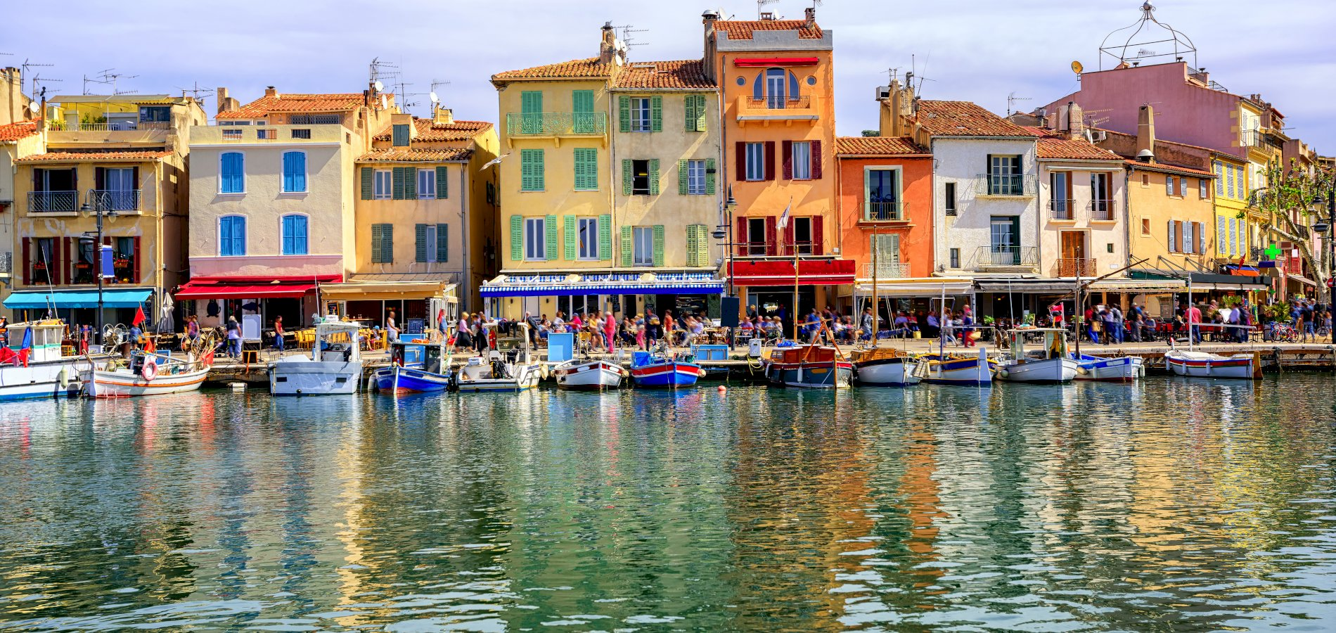Ophorus Tours - From Marseille to Cassis Private Transfer