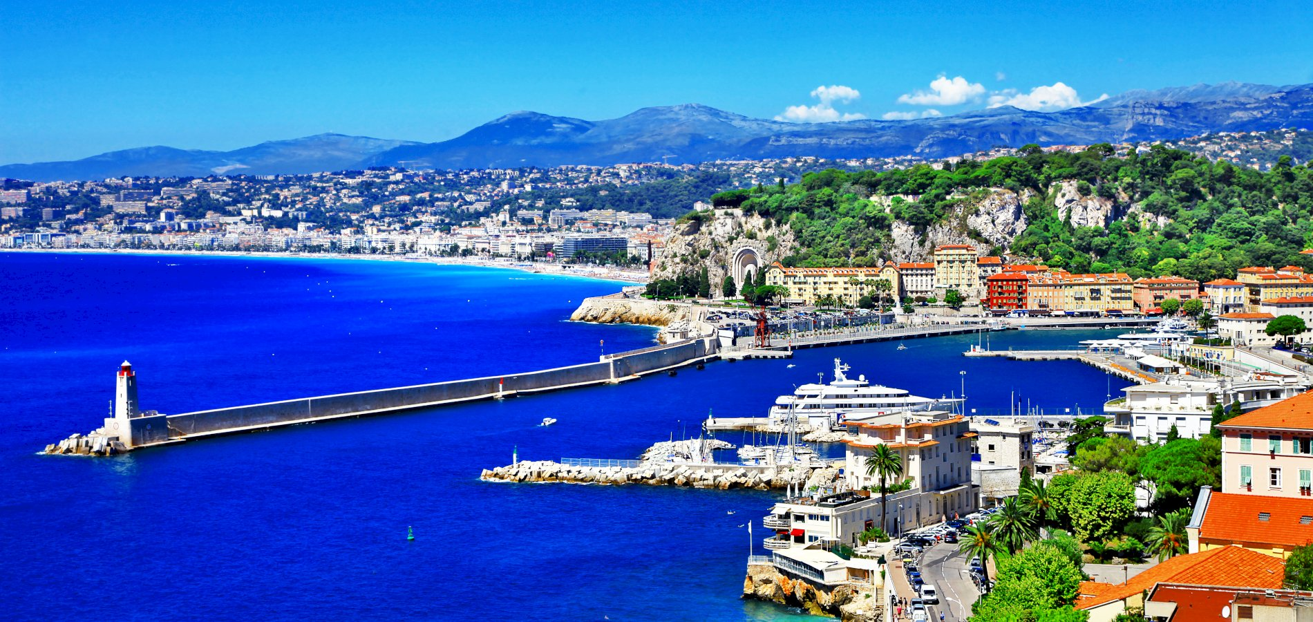 Ophorus Tours - From Marseille to Nice Private Transfer