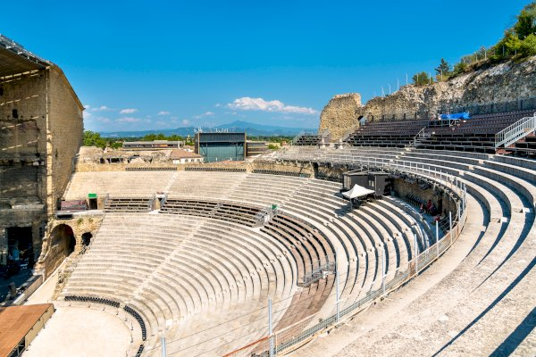 Ophorus Tours - From Marseille to Orange Private Transfer