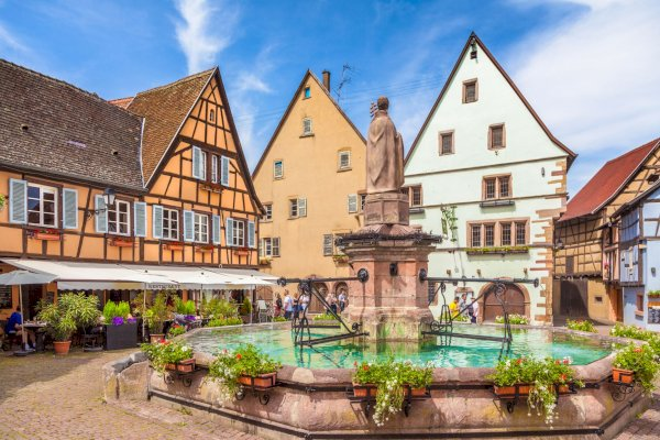 Ophorus Tours - 4 Days Alsace Shared Travel Package - 4* Hotel Option