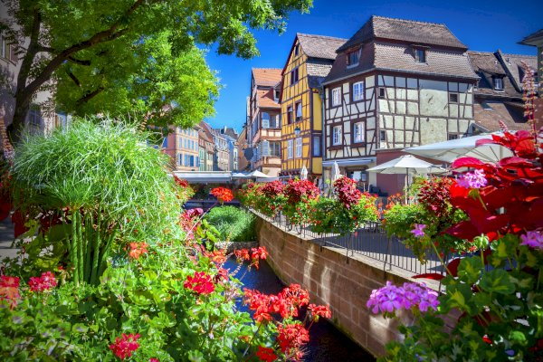 Ophorus Tours - 4 Days Alsace Shared Travel Package - 5* Hotel Option