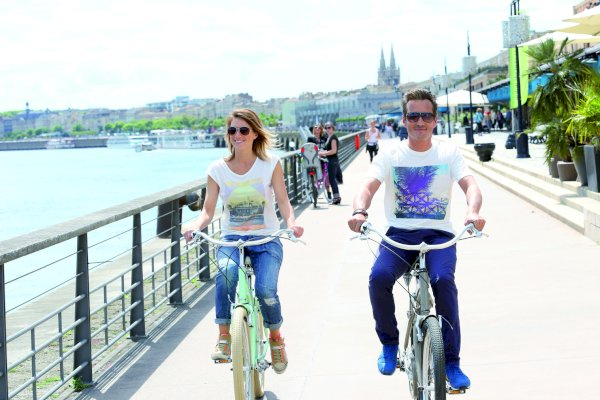 Ophorus Tours - Bordeaux Cycling Tour
