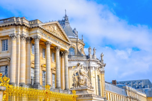 Ophorus Tours - Versailles Palace & Gardens Small Group Private Shore Excursion from Honfleur
