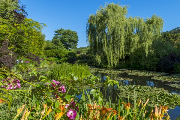 Ophorus Tours - Small-Group Day Trip to Giverny and Versailles from Paris