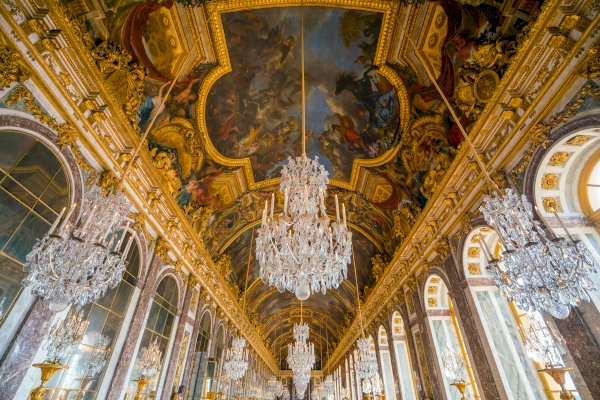 Ophorus Tours - Palace of Versailles Half-Day Trip including transportation from Paris, Skip-the-Line Access and Audio-Guide