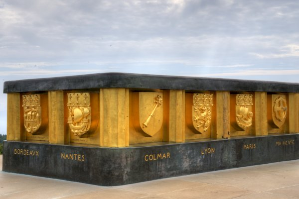 Ophorus Tours - WW I Alsace Memorial Tour Day Trip From Colmar