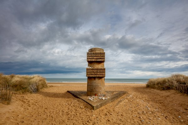 Ophorus Tours - Canadian D-Day Beaches & Sights Private Full Day Trip from Bayeux