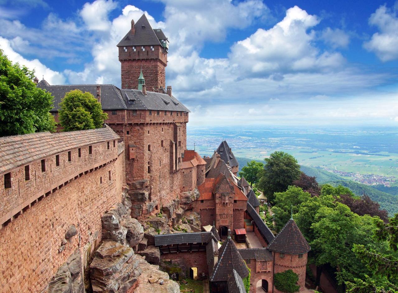 Ophorus Tours - Excursion Sites Incontournables d'Alsace au départ de Strasbourg