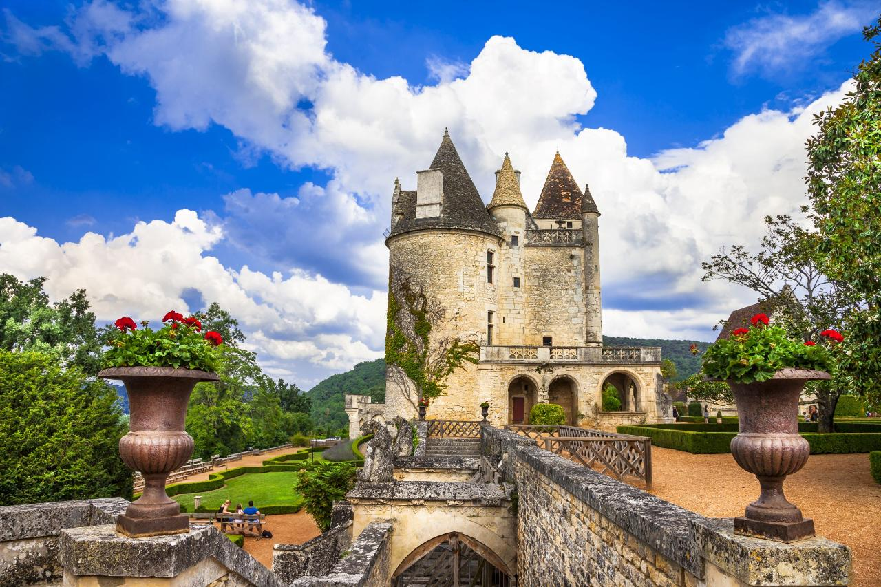 Ophorus Tours - Castles & Villages of the Dordogne Valley Private Full Day Trip from Trémolat