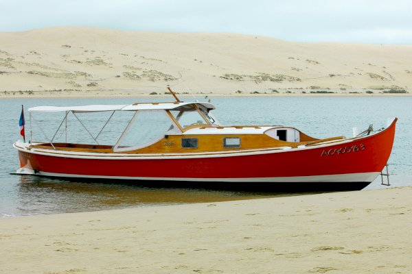 Ophorus Tours - 4-hour Traditional Pinasse Boat Trip on Arcachon Bay