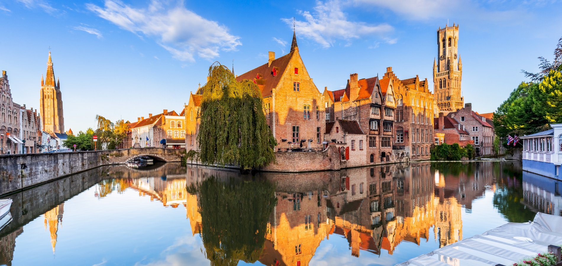 Ophorus Tours - Bruges Small Group Private Full Day Trip From Paris