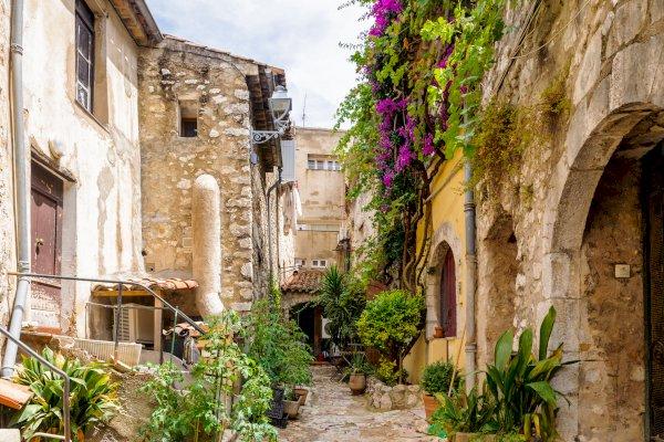 Ophorus Tours - Saint Paul De Vence & Tourettes sur Loup Private Shore Excursion From Antibes