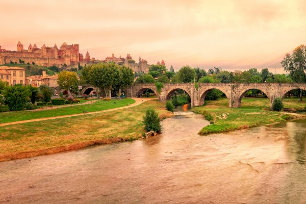 Ophorus Tours - Carcassonne Small Group Private Half Day Trip From Toulouse