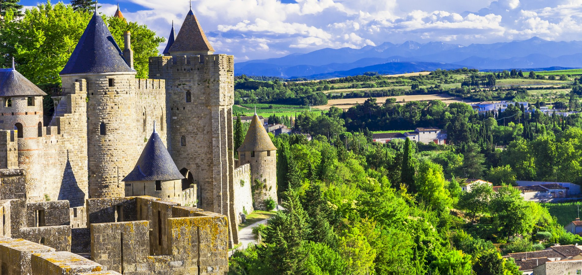 Ophorus Tours - Carcassonne Private Guided Walking Tour with a Licensed Guide