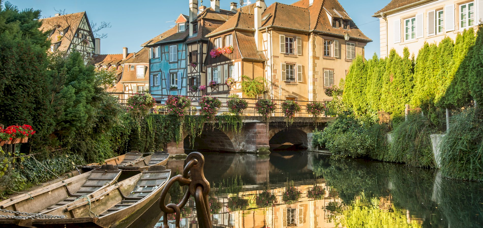 Ophorus Tours - Colmar Small Group Private Guided Walking Tour with a Licensed Tour Guide