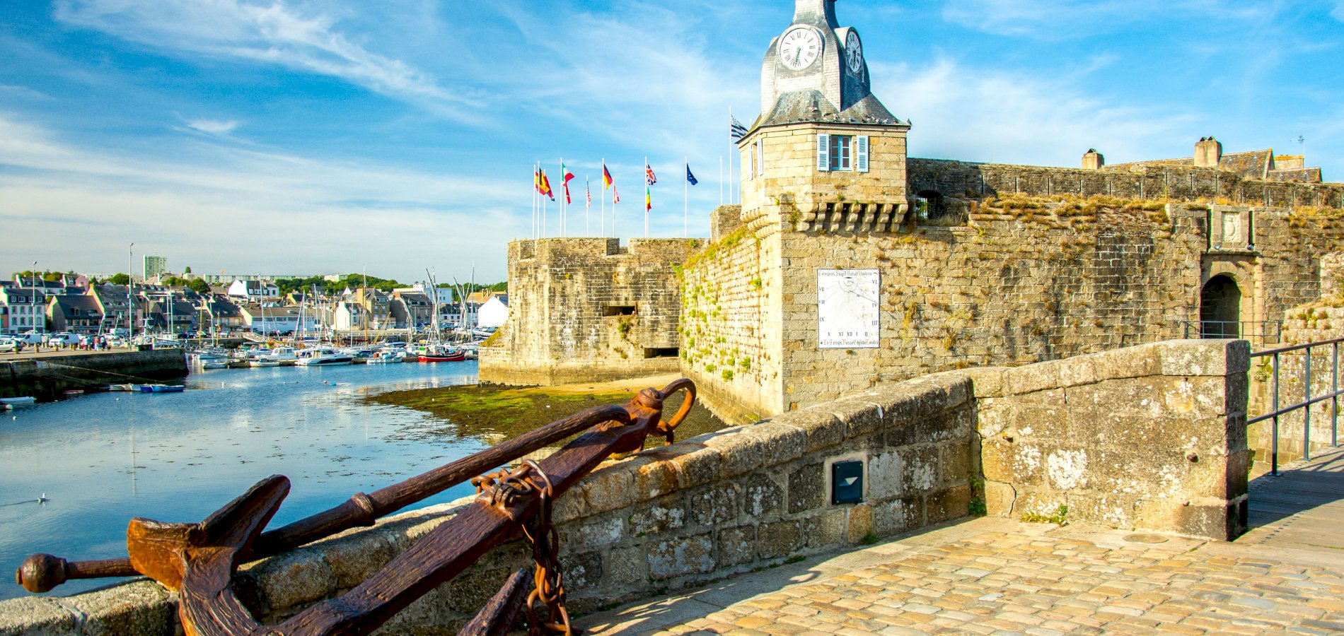 Ophorus Tours - Concarneau & Pont-Aven Small Group Private Shore Excursion From Brest